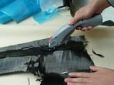 碳纤维电动剪刀 裁剪玻璃纤维,芳纶纤维 凯夫拉 复合材料电剪刀