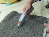 手持式电剪刀 手提式 修边电剪刀裁布 服装电动裁剪机 自动裁布机