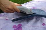 WBT 电动剪刀/毛毡布料电剪刀/毛巾,薄厚印布料电动剪刀